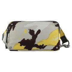 Valentino Camouart Belt Bag Printed Nylon