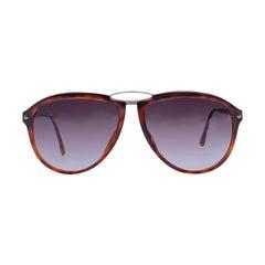 Christian Dior Vintage Brown Sunglasses Mod. 2523 61-16 140 mm