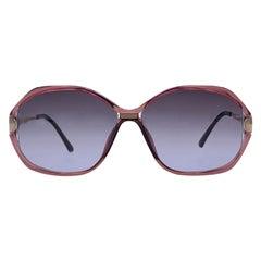 Christian Dior Vintage Brown Sunglasses Mod. 2333 54/11 125 mm