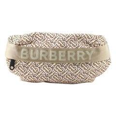 Burberry Sonny Belt Bag TB Monogram Nylon