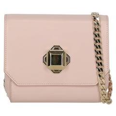 Elie Saab  Women   Shoulder bags   Pink Leather