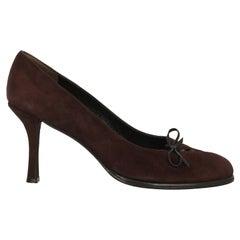Stuart Weitzman  Women   Pumps  Brown Leather EU 39