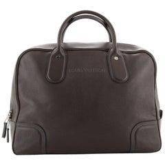 Louis Vuitton Siwa Briefcase Leather