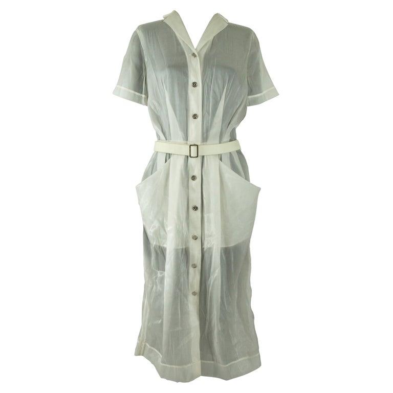 2008 Marc Jacobs for Louis Vuitton Shirt Dress For Sale
