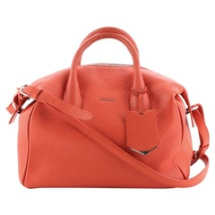 Balenciaga Infanta Boston Bag Leather Medium