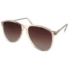 Argos vintage sunglasses, France 70s