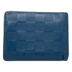 Louis Vuitton Neptune Damier Infini Leather Multiple Wallet