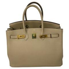 Hermes Birkin Trench 35 Bag