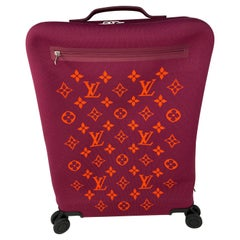 Louis Vuitton Limited Edition Roller Suitcase