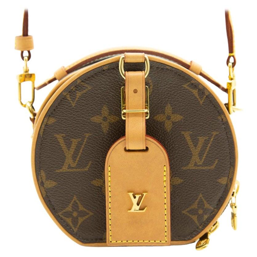 WOMENS DESIGNER Louis Vuitton Boite Chapeau Souple Mini