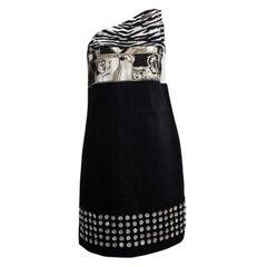 WOMENS DESIGNER Prada  One Shoulder Dress