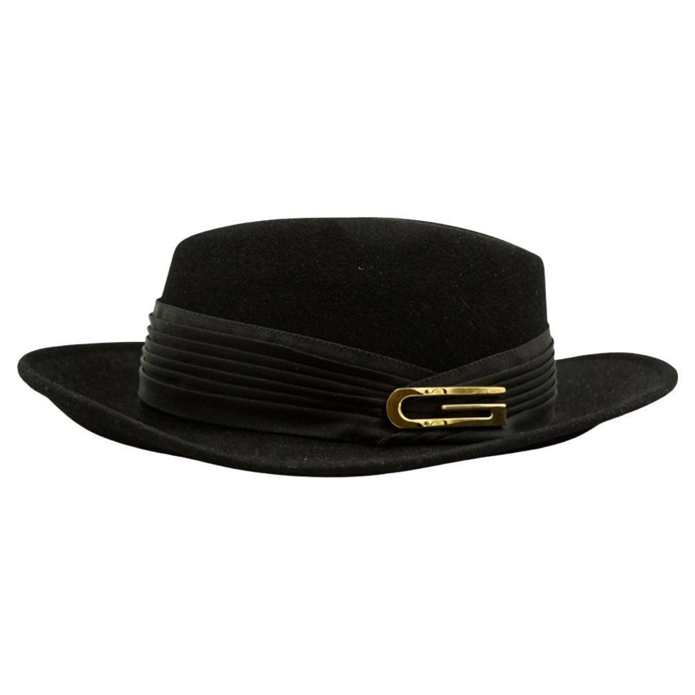WOMENS DESIGNER Gucci Felt Wool Hat