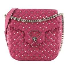 Bvlgari Divas Dream Bag Quilted Leather Medium