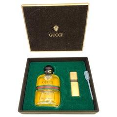 Vintage GUCCI Pour Homme Cologne Perfume Set