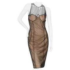 Gucci Bodycon Dress SS2001
