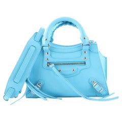 Balenciaga Neo Classic City Bag Leather Mini