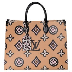Louis Vuitton OnTheGo GM Wild at Heart collection BRAND-NEW