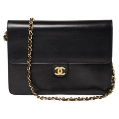 Chanel Single Flap Bag Vintage Medium Classic