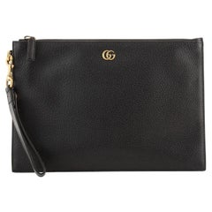 Gucci GG Marmont Pouch Leather
