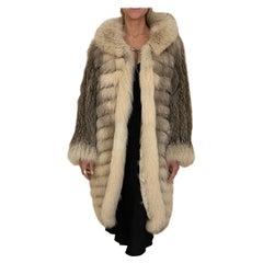 1980s Fox Fur