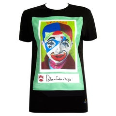 Vivienne Westwood - 'Dylan Eaton Knight' - T-Shirt - NEW - + Embroidered Orb