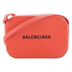 Balenciaga Everyday Camera Bag Leather XS