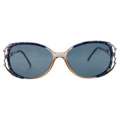 Sunglasses,Christian Dior,2667,Blue,Acetate,Women,A+ - MINT,Sunglasses,Germany,O