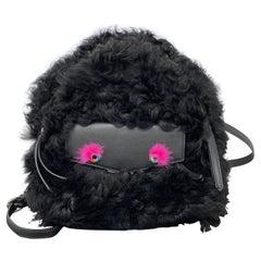Fendi Furry Backpack