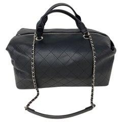 Chanel Black Doctor's Bag