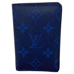 Louis Vuitton Blue Eclipse Wallet