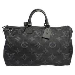 Louis Vuitton Monogram 3D Nylon 2054 Reversible Keepall Bandouliere 50 Bag