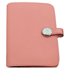 WOMENS DESIGNER Hermes Dogon Compact Wallet