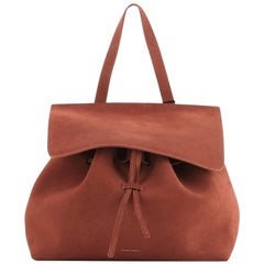 Mansur Gavriel Lady Bag Suede Medium