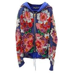 2013 Tom Ford Embellished Bomber Jacket