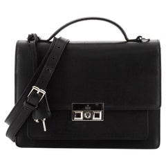 Gucci Padlock Briefcase Leather