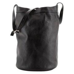 Celine Soft Bucket Bag Leather Medium