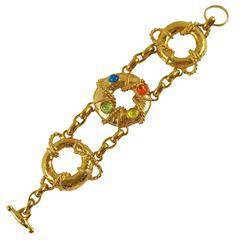 Mercedes Robirosa Nautical Link Bracelet