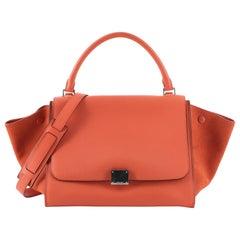 Celine Trapeze Bag Leather Medium