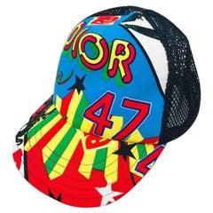 Christian Dior Bob Marley Baseball Cap Hat