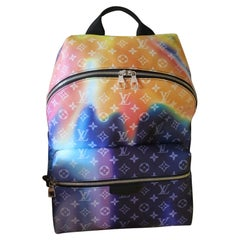 Louis Vuitton Discovery Backpack ,very limited Sunset collection by Virgil Abloh