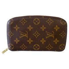 Louis Vuitton Vintage Wallet Phone Zippy Compact Clutch