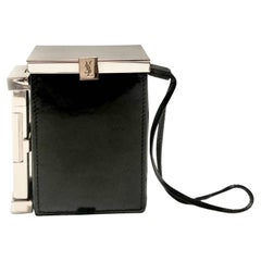 2000s Yves  Saint Laurent Smoking Box with Lighter