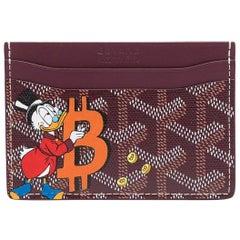 Goyard Customised Wallet