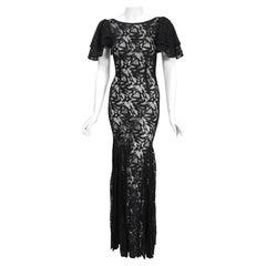 1930s Day Dresses