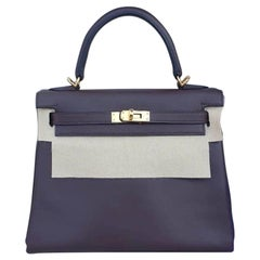Hermès Kelly II Retourne 25 Swift Bag