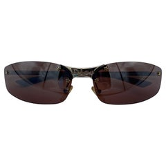 Vintage Christian Dior Square Sunglasses