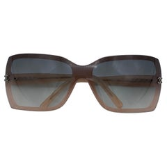 Vintage Chanel Square Sunglasses