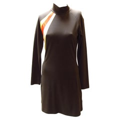 Jean Paul Gaultier Long Sleeved Dress