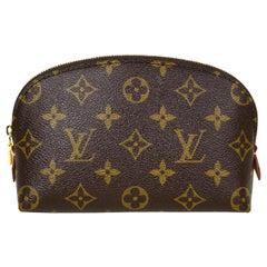 Louis Vuitton Monogram Canvas Cosmetic Pouch Bag