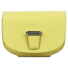 Hermès Mini Convoyeur Swift Calfskin Leather Shoulder Bag